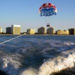 Parasailing on Marco Island