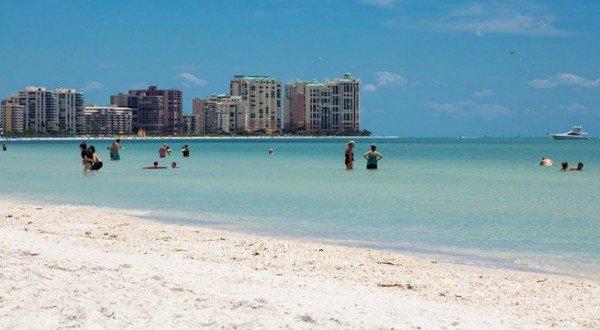 Crescent Beach Marco Island, FL