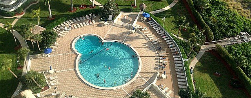Heated Pool Sea Mar Condo - Marco Island Penthouse Condo #1907